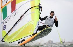 Vela, nel mondiale windsurf RSX di Cadice tre azzurri in zona medaglie