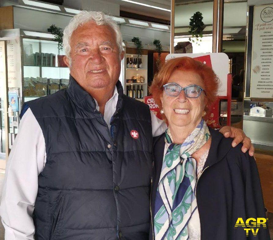 Liliana e Mario Ciotoli