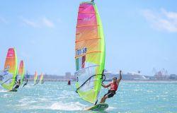 Vela, Mondiale windsurf a Cadice, trionfo azzurro e profumo d'oro olimpico