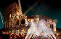 Il Colosseo torna alla ribalta, ospitando dopo duemila anni la grande boxe