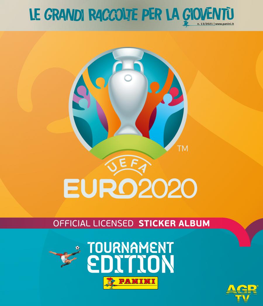 UEFA Euro 2020, tutti i partecipanti alla kermesse nelle figurine panini