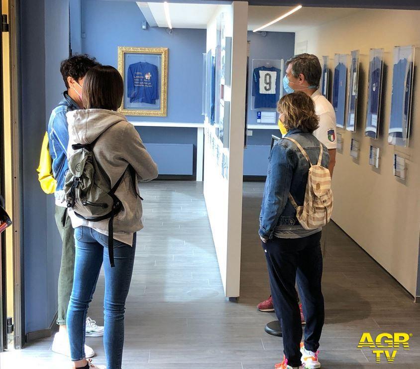 Redazione Met Sport ll Museo del Calcio e la sua riapertura