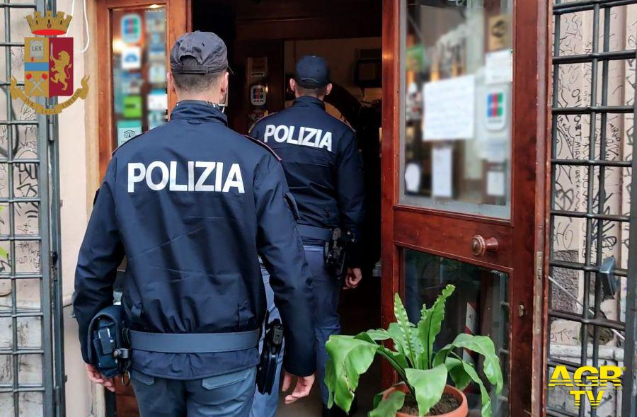 Week end di controlli da parte della Polizia di Stato