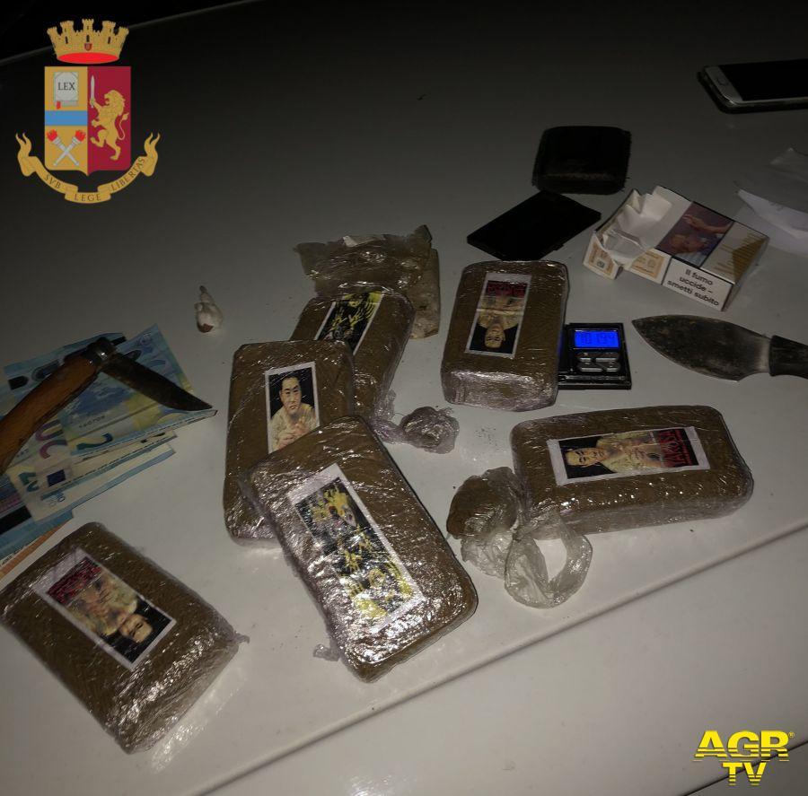 Roma. Arrestato 42enne originario di Rieti