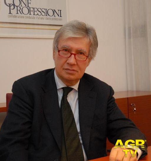 Gaetano Stella, Presidente di Confprofessioni