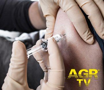 Agende aperte per i 63-64enni, vaccinazioni dal 10 maggio