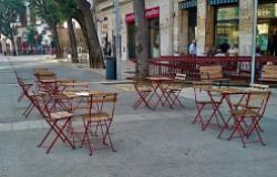 Marras e Biffoni: Si può mangiare solo dove i tavoli sono esposti all'aria aperta
