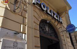Roma. Arrestato dalla Polizia di Stato un 23enne per false attestazioni, resistenza, lesioni e oltraggio a pubblico ufficiale