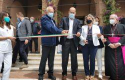 Palidoro, inaugurata la Casa della Salute, nuovo poliambulatorio sulla via Aurelia