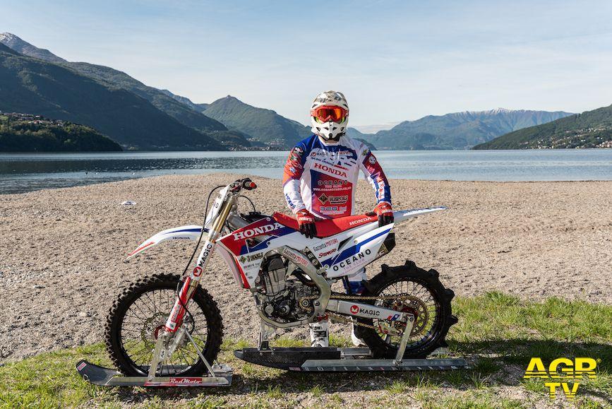 Stretto di Messina, attraversarlo con una moto da cross si può...parola di Luca Colombo