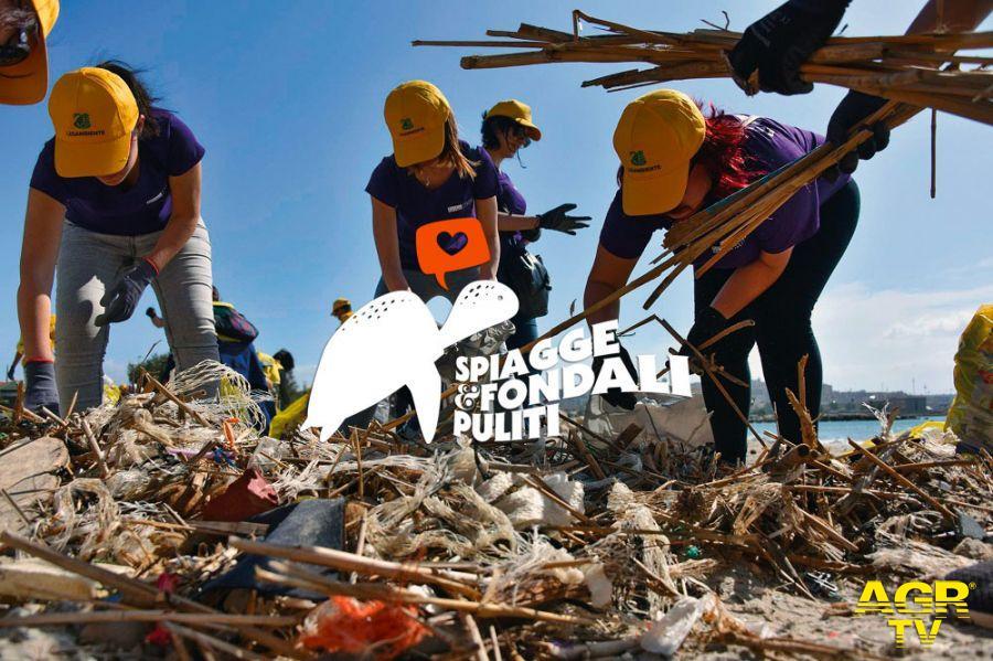 Spiagge e fondali puliti, tutti gli appuntamenti nel Lazio