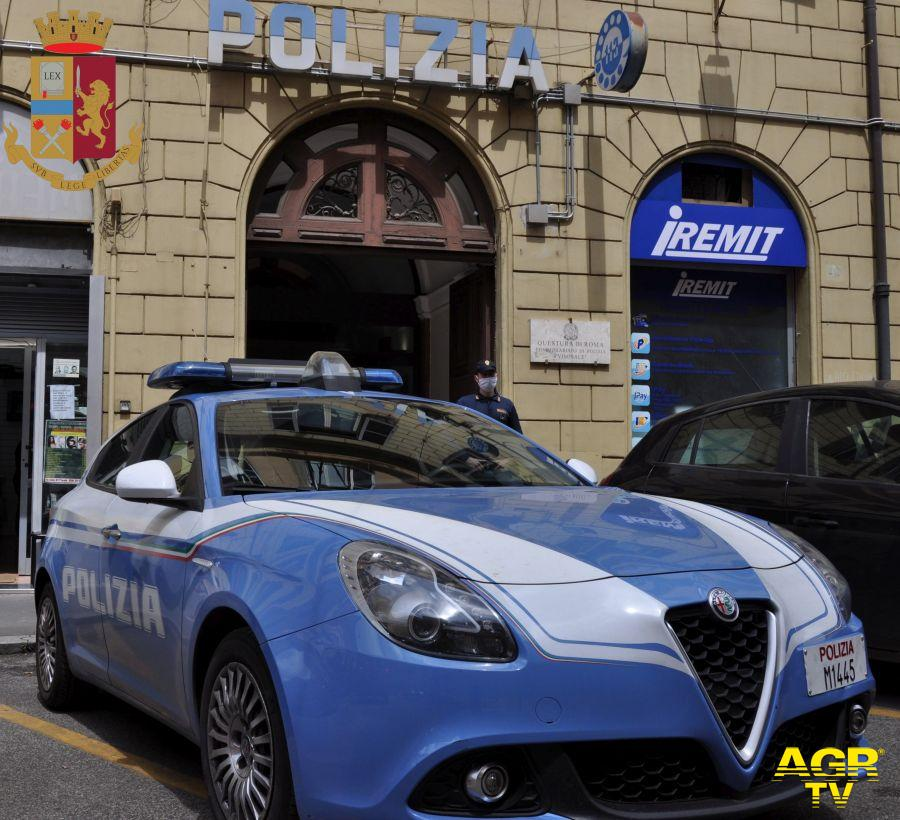 Sorpreso dagli agenti a spacciare vicino ad una scuola, in manette a Roma 3 pusher