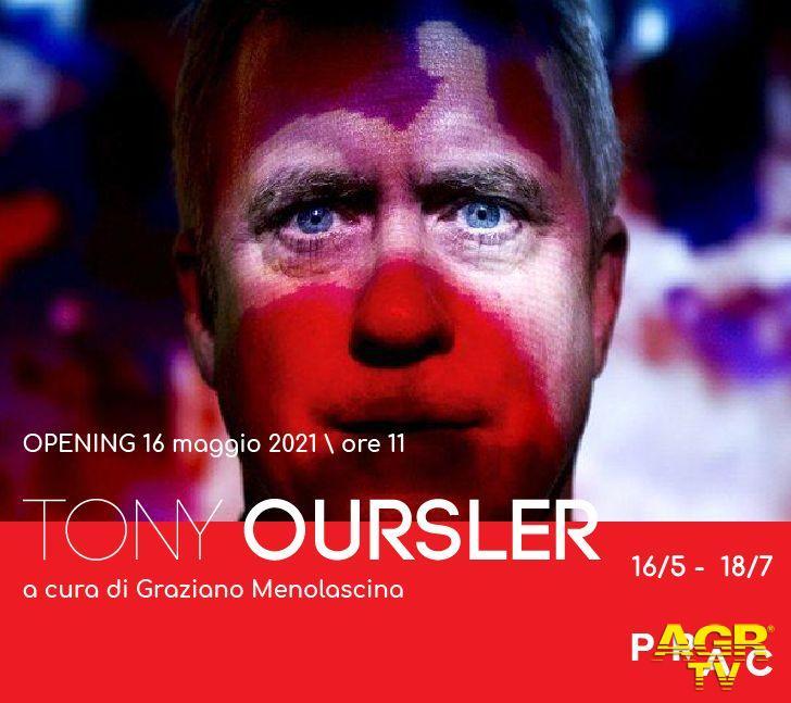 Tony Oursler