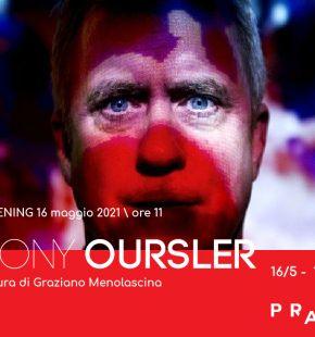 Tony Oursler, omaggio a Caravaggio