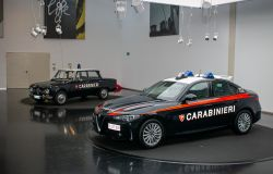 Alfa Romeo Giulia ed Arma dei Carabinieri un amore lungo settant'anni
