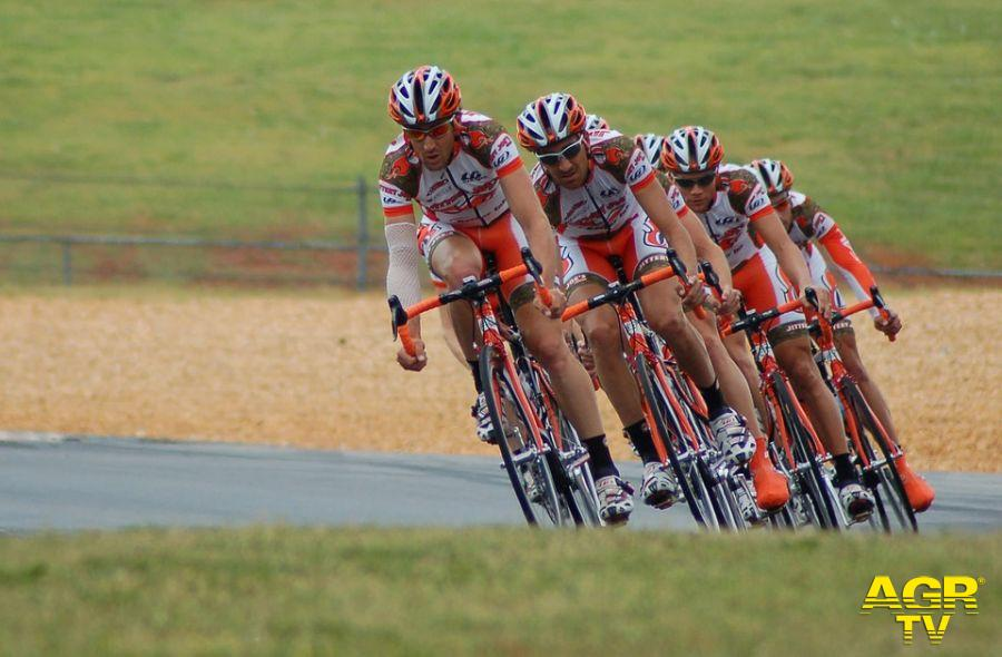 ciclisti Giro d'Italia