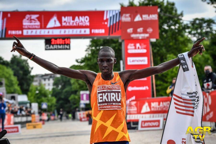 Milano Marathon, la prima gara di running a livello mondiale del 2021