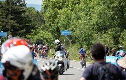 Giro D'Italia 12° tappa Siena-Bagno di Romagna  212 Km con 4 Gpm.