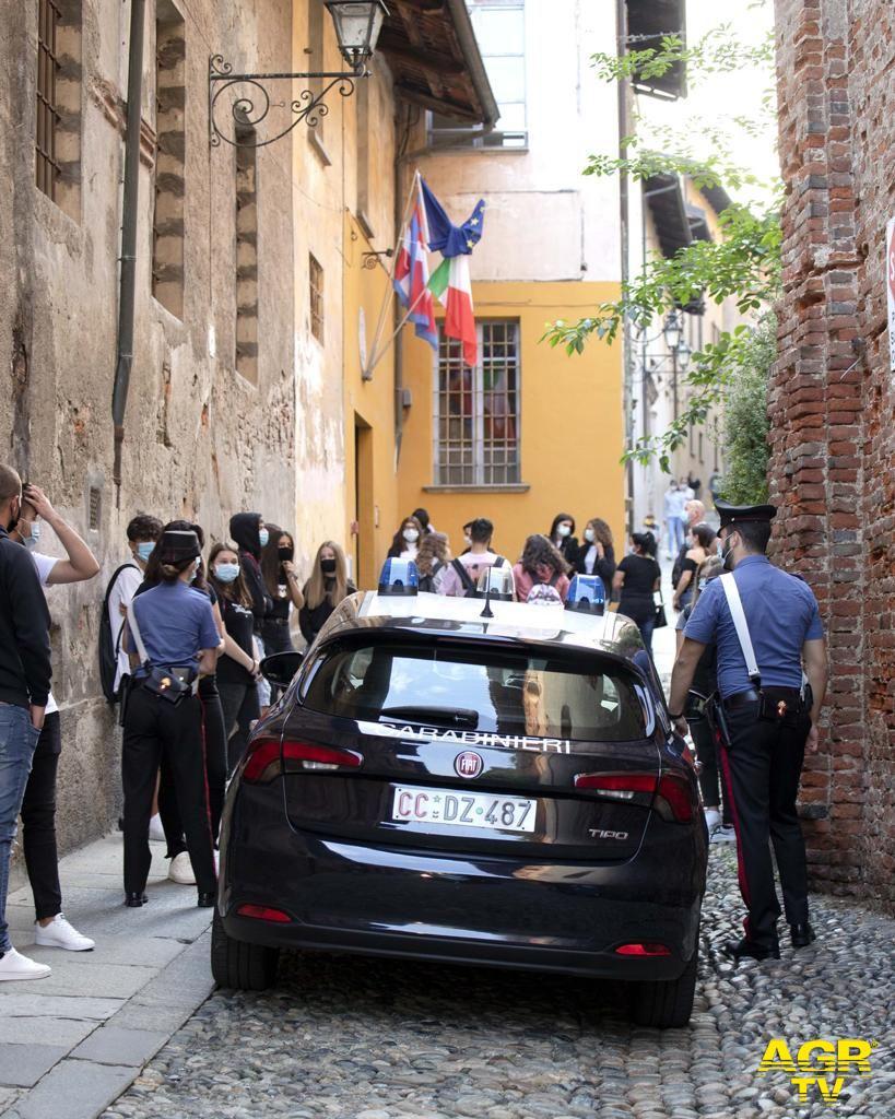 I Carabinieri nelle scuole per il Piano Estate, seguiranno la formazione dei giovani alla legalità ed al rispetto delle regole