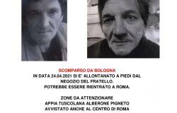 Francesco Piscitilli scomparso il 24/04/2021