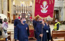 Livorno festeggiamenti in Duomo per patrona Santa Giulia.