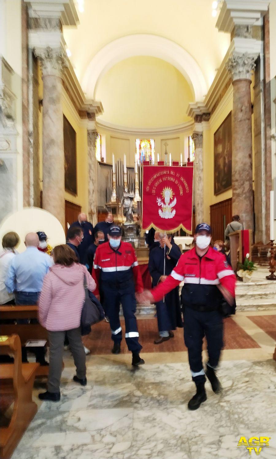 Livorno-Festeggiamenti Santa Giulia