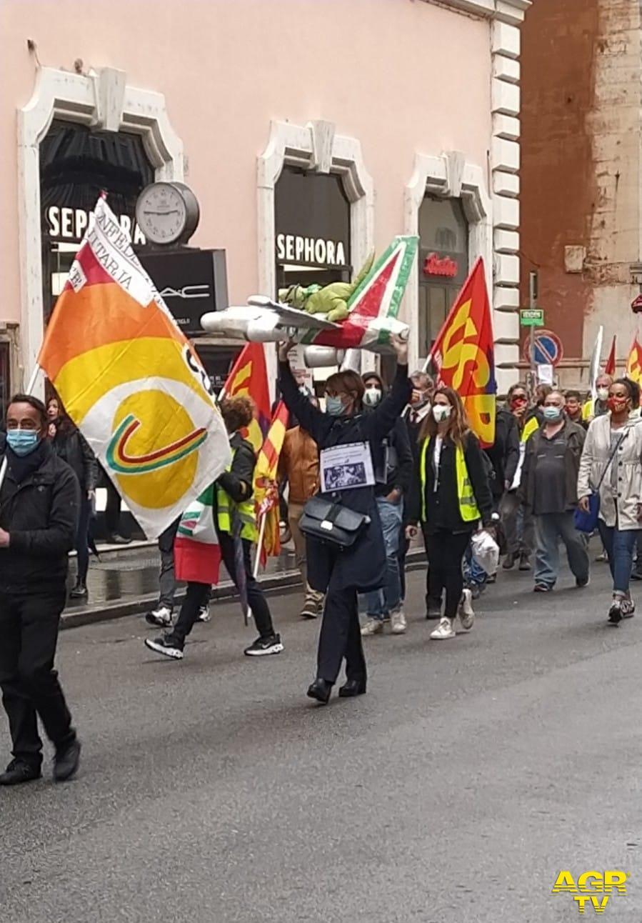 Air Italy, il 25 maggio autonomi in piazza, i Confederali rimandano al 3 giugno