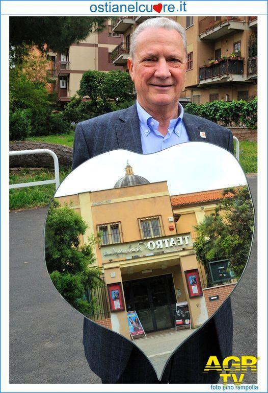 Il teatro Manfredi torna a fine giugno, Luciano Colantoni: Un sogno divenuto realtà