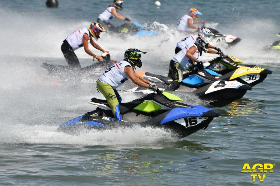 Seconda tappa Campionato Italiano Moto d'Acqua  2021