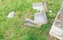 Figline, distrutta lapide commemorativa del Generale Carlo Alberto Dalla Chiesa
