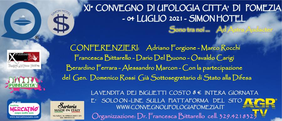 Ufologia, il prossimo 4 luglio il convegno Città di Pomezia