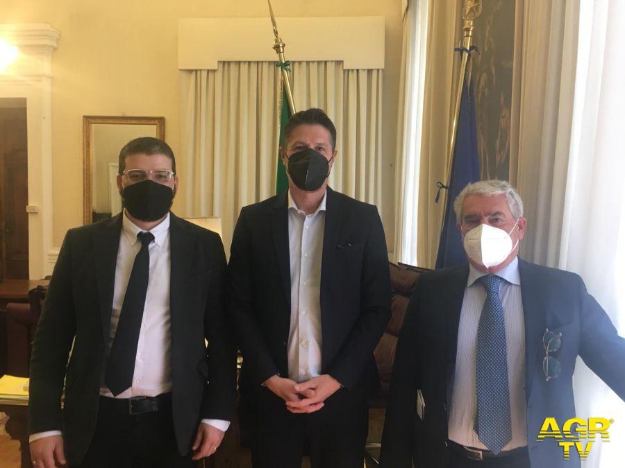 Sicurezza, la Fesica Confsal ha incontrato il Sottosegretario all'Interno Molteni