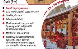 Peperoncino che passione....gara culinaria di pasta piccante ad Ostia