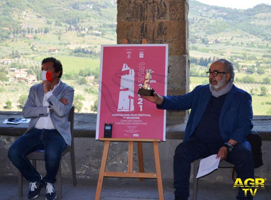 La presentazione del nuovo premio del Castiglioni Film Festiva