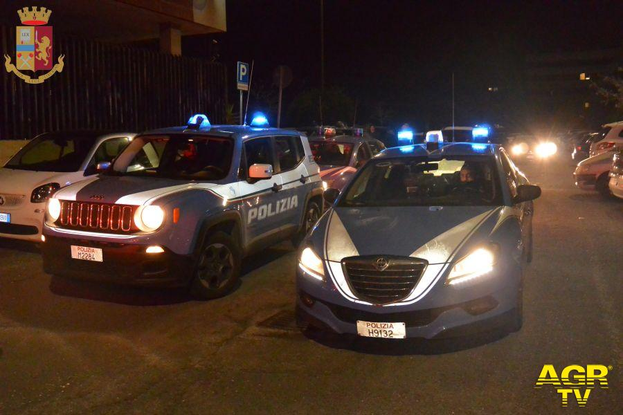Arrestati due fratelli Spada dagli agenti della polizia del X Distretto