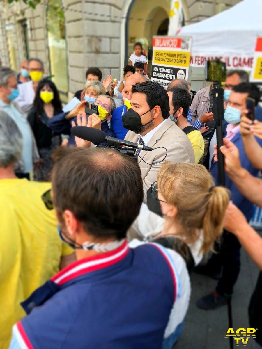 Gli amministratori del X Municipio incontrano i cittadini