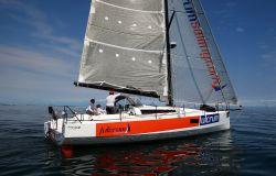 La Cinquecento Trofeo Pellegrini la flotta verso le Isole Tremiti