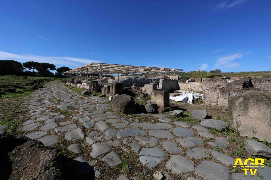 Gabiinsieme, presentato il progetto di valorizzazione dell'area archeologica