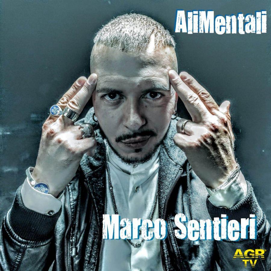 copertina disco Alimentali di Marco Sentieri