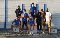 squadra ILCA Tognazzi Marine Village