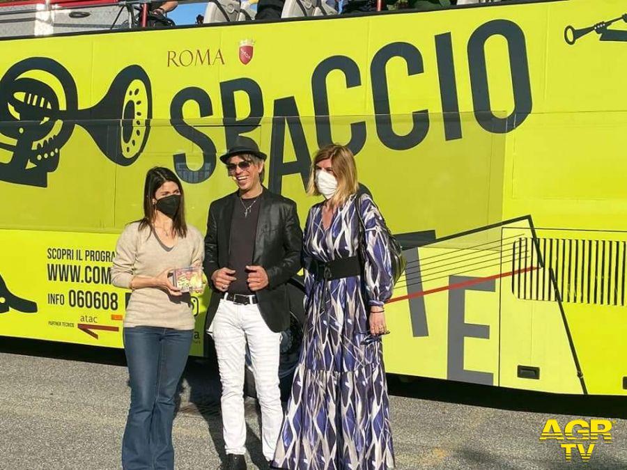 Spaccio Arte riparte da San Basilio e da piazza Gasparri a Nuova Ostia, teatro, musica e cabaret contro i pusher