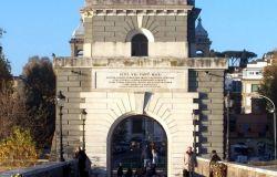 Ponte Milvio, riapre la Torretta Valadier, visite guidate gratuite una volta al mese