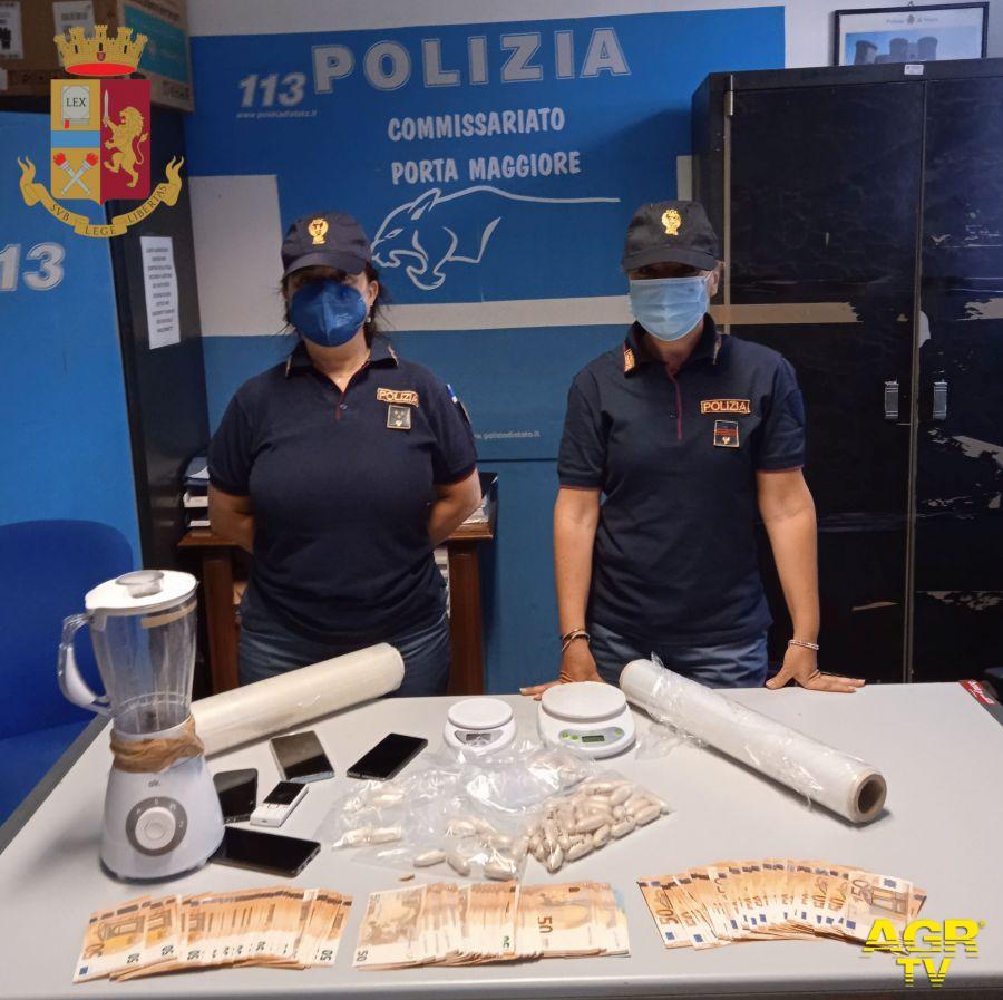 Roma: Periferie osservate speciali nella lotta alla droga