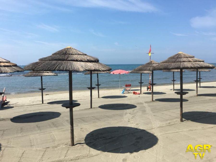 Village Ostia spiaggia