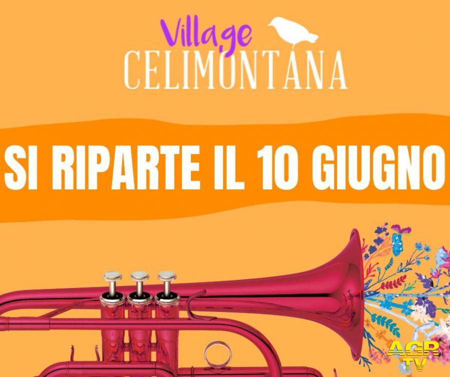 Village Celimontana locandina