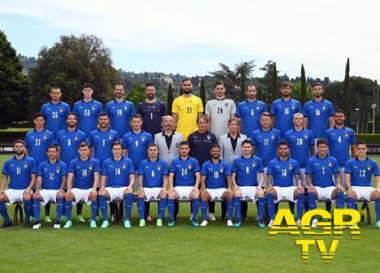 Turchia-Italia all'Olimpico di Roma, 11 giugno, ore 21.00, primo atto del  Campionato Europeo itinerante .