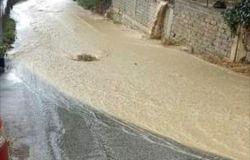 Bomba d'acqua a Valle Coppa, invasa dal fango. Severini: subito bonifica canali e scarichi
