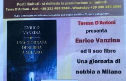 Presentazione libro Village Enrico Vanzina