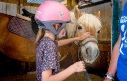 interventi assistiti su animali riabilitazione