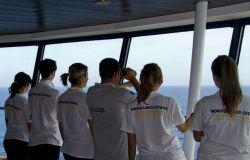 formazione personale a bordo